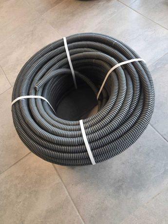 Труба гофрована стандарт D 20 мм (бухта 100), 220