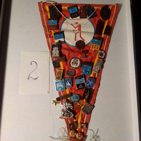 Продам коллекцию значков 60-70-х годов