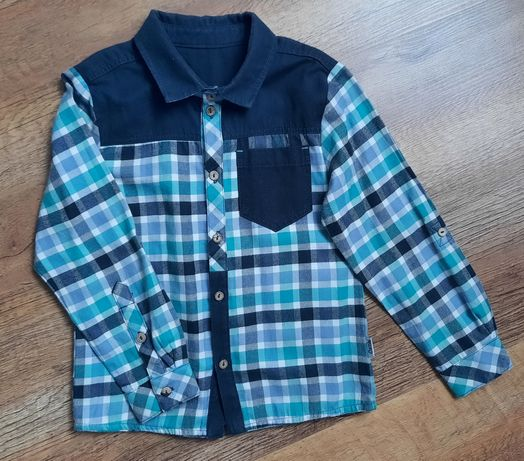 Рубашка Бембі+реглан р.110