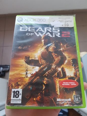 Gears of War 2 Xbox 360 /One