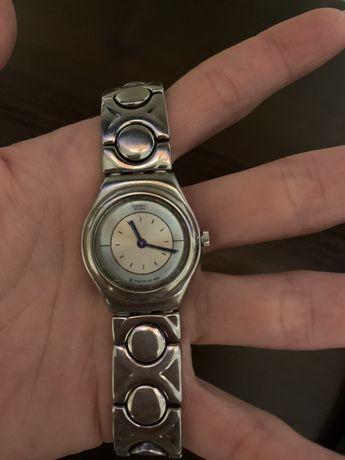 Часы наручные женские годинник жіночий swatch irony
