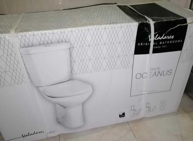 Vendo base de duche e sanita