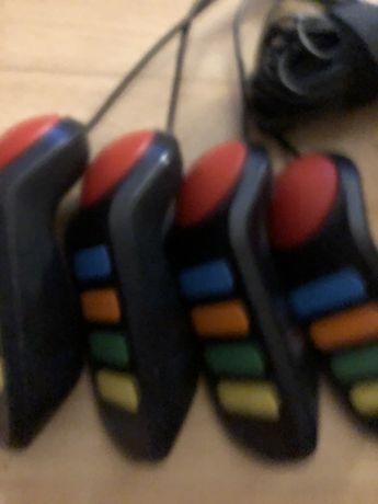 Kontrolery buzzer do playstion 2