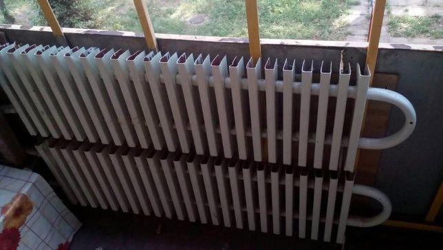продам батареи (радиаторы) б/у