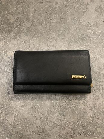 Zilli кошелек, ключница, портмоне, оригинал, кожа