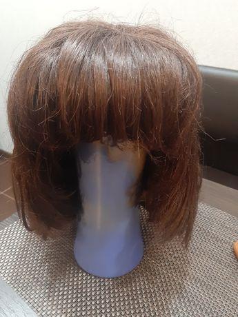 Парик из  100% натуральных волос