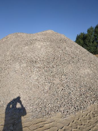 Żwir piasek