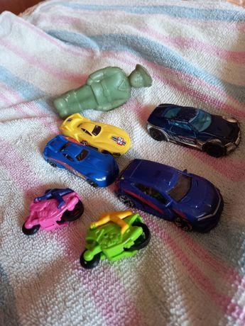 Детские игрушки модельки