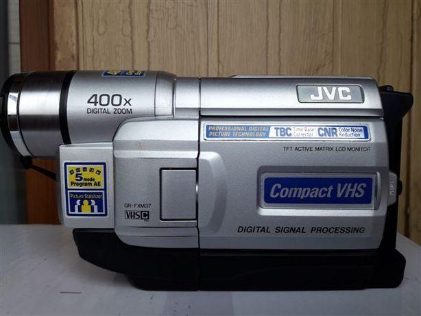 видеокамера кассетная JVC GR-FXM37