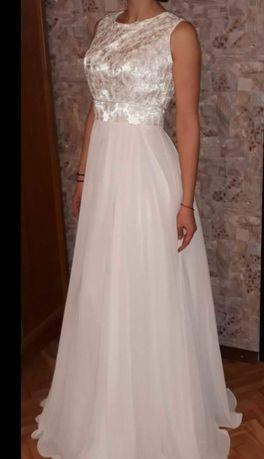 Платье для выпускного, свадьбы или другого торжества возможно на обмен