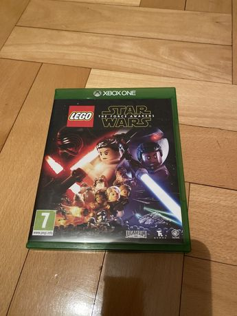 Lego Star Wars: The Force Awakens gra na xbox one płyta!!