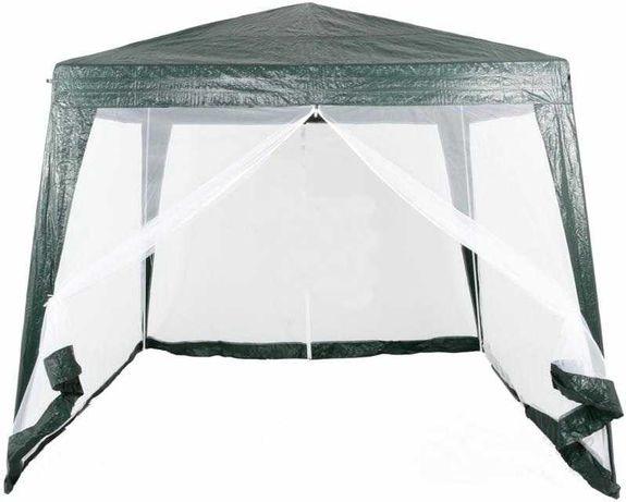 Палатка павильон шатер тент с москитной сеткой и молниями пасека