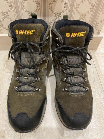 Мужские зимние ботинки Hi-Tec