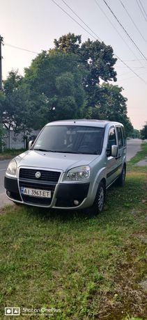 Продам Fiat Doblo Пасажир 2006