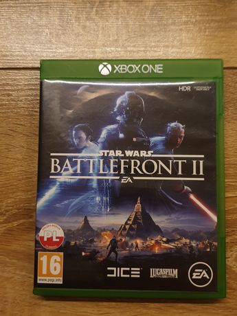 Star Wars BattlefrontII Xbox One x/s