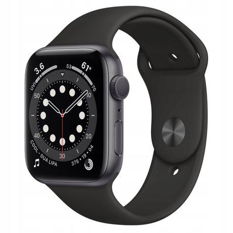 Apple Watch 6 44mm Czarny