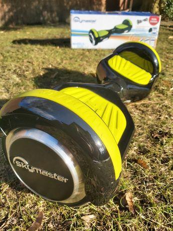 Hoverboard Skymaster Dual 6 (elektryczna deskorolka, elektryk)