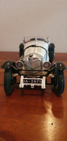 Coleção Carros Burago Mercedes Benz SSK