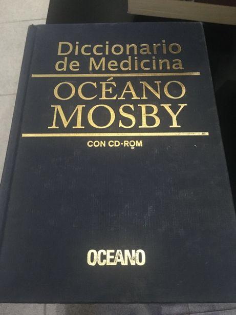 Dicionário Médico Océano Mosby