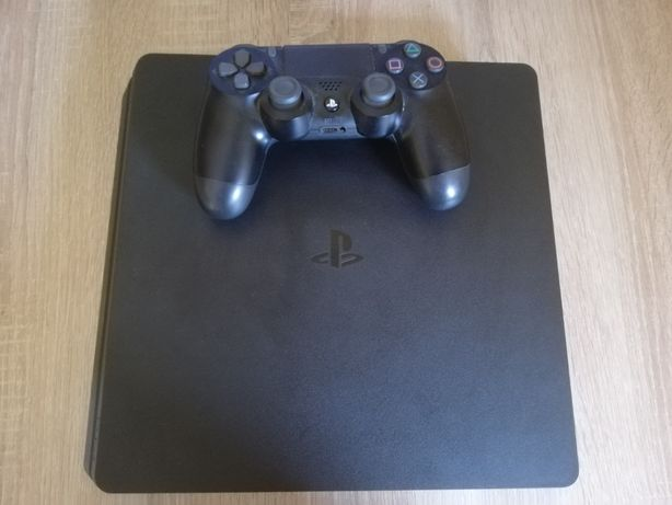 PS4 Slim 1TB z 1 Padem