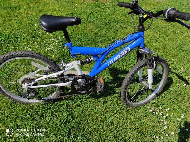 Rower dziecięcy Terrain 20