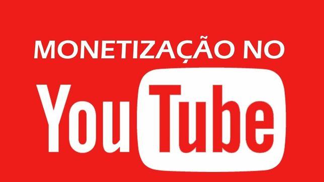 Pacote de monetização para canal de youtube