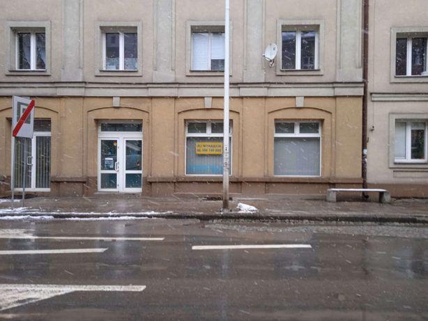 Wynajmę lokal handlowo-usługowy 83 m2 w Kielcach, ul. Żeromskiego