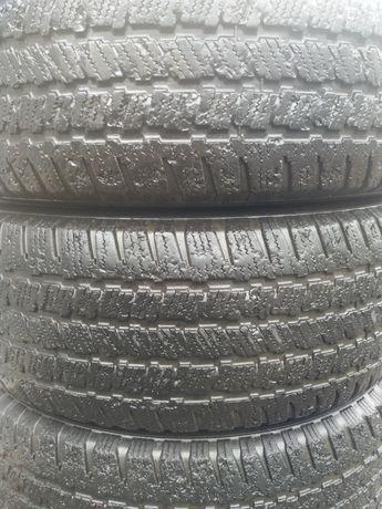 Резина сезонка R17 245/65 Michelin