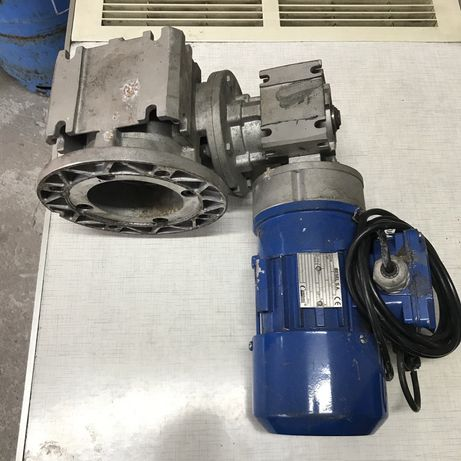 Przekladnia motoreduktor podajnik nord