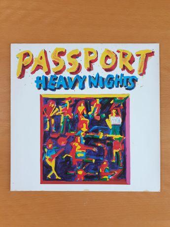 Passport - Heavy Nights LP