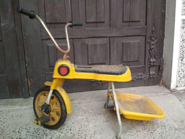 Rower trójkołowy stary z PRL