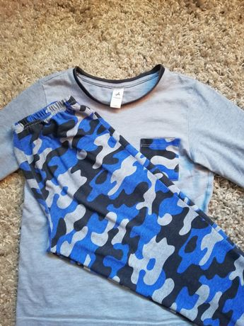 Piżama r. 128 C&A dla chłopca