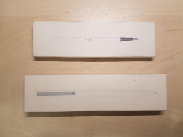 Белая поворотная ручка для письма Xiaomi Mijia Mi Pen + 3 стержня