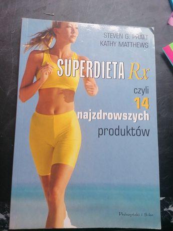Książka superdieta Rx