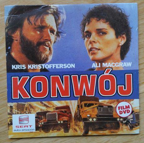 DVD Konwój