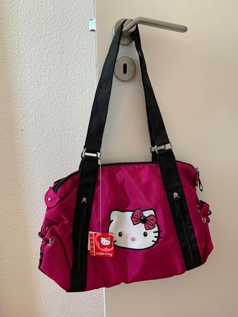 Mala saco bolsa Hello Kitty