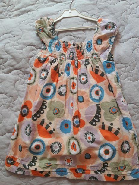 Літній сарафан для дівчинки 2-3рочки M$S