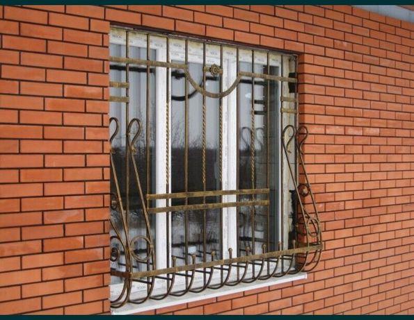 Решетки,двери,ворота,заборы,металлическая мебель