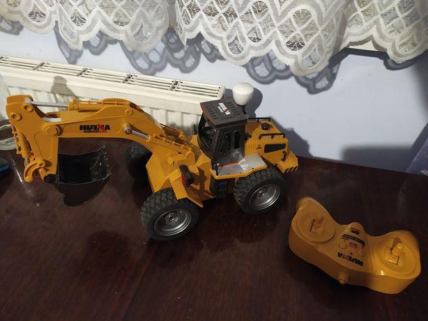 Іграшка трактор екскаватор