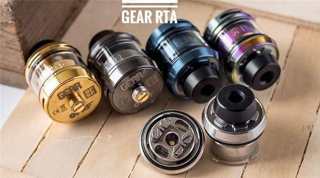 Обслуживаемый атомайзер, бак OFRF Gear RTA 24 мм CLONE