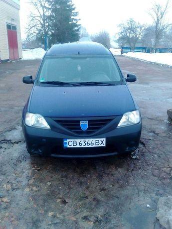 Продам машину Dacia Logan 2007