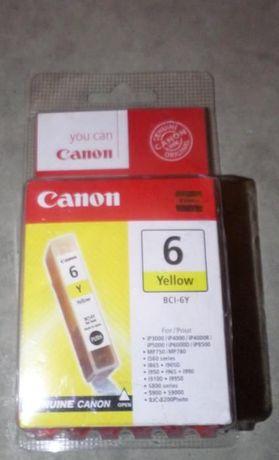 Oportunidade 5 Tinteiros Canon Novos pelo preço de 2