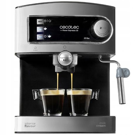 ekspres do kawy Cecotec Power Espresso 20