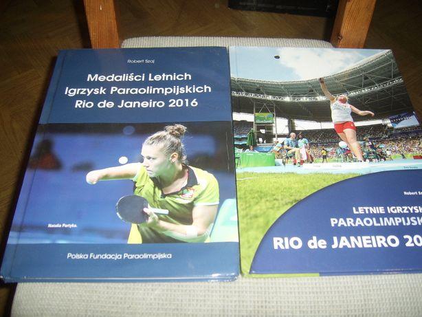 Albumy z igrzysk w Rio 2016-Igrzyska paraolimpijskie