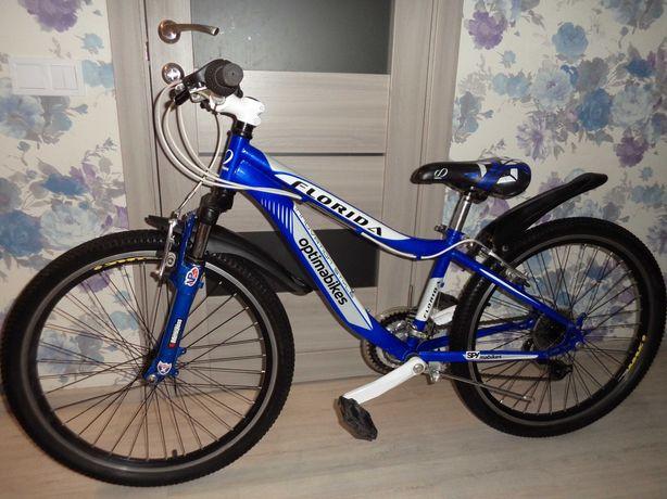 Стан нового!Велосипед гірський підлітковий Optimabikes FLORIDA-24