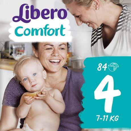 Подгузники Libero Comfort 4 (84)