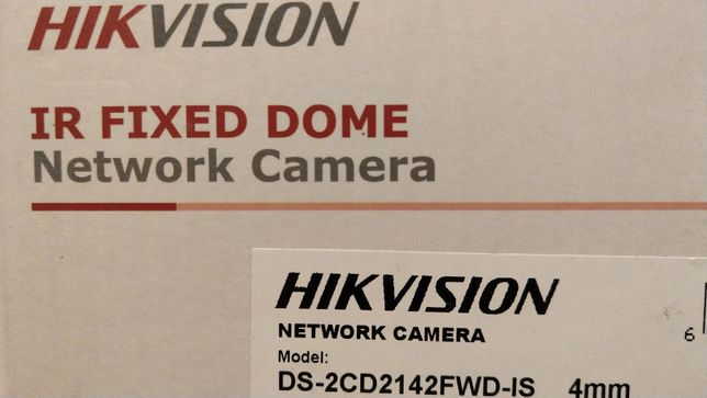 Kamera Hikvision DS-2CD2142FWD-IS 4mm
