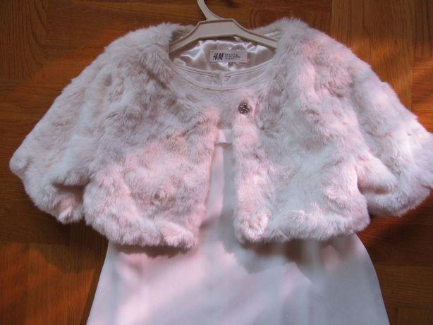Sukienka i bolerko 140