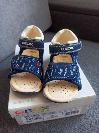 Sandałki geox chłopięce roz 24