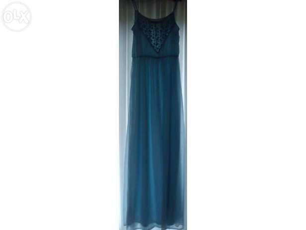 Vestido Zara Azul